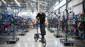 Brompton Bicycle business improvement
