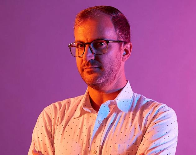 Derek Eassey, VP at Brandwatch