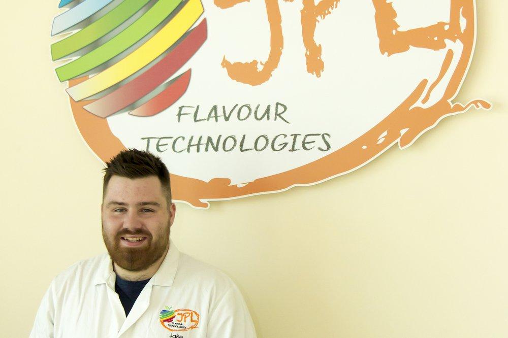 Jake Lavelle, JPL Flavour Technologies