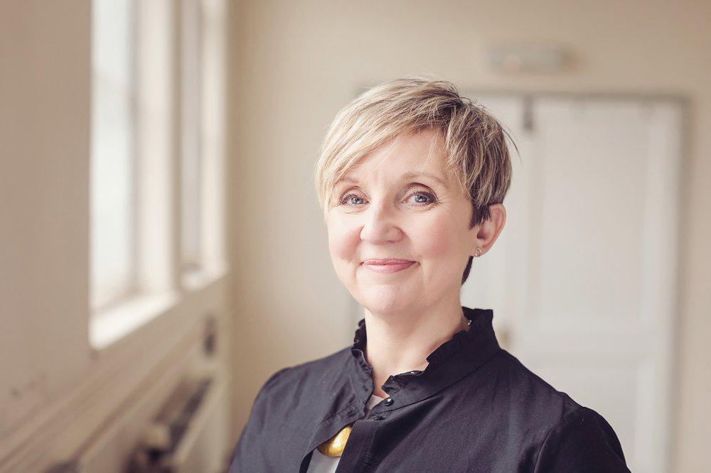 Lisa Smith, founder of Ginger Bakers