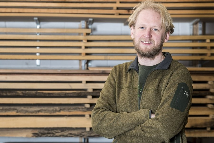 Rob Cole - Sheffield Sustainable Kitchens