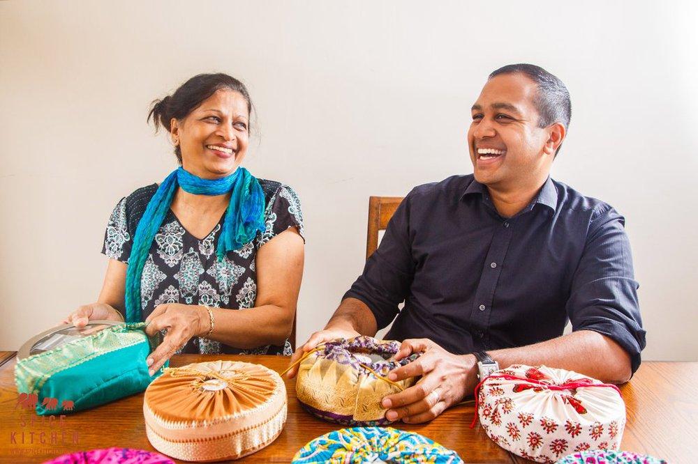 Sanjay Aggarwal, Spice Kitchen