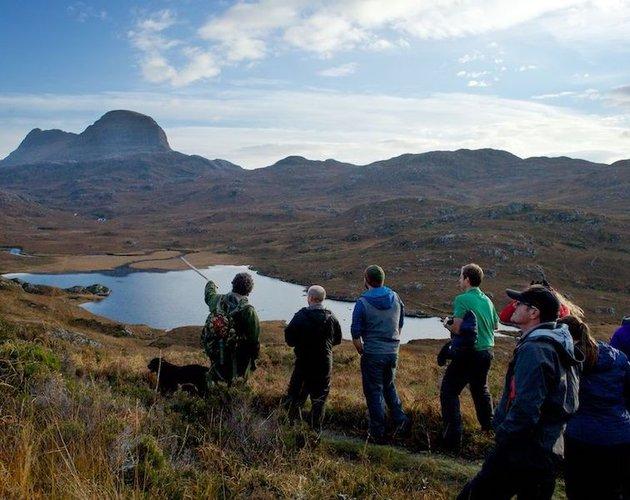 Wilderness Scotland hiring and onboarding