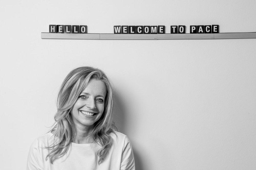 Anita Pace, Pace Communications