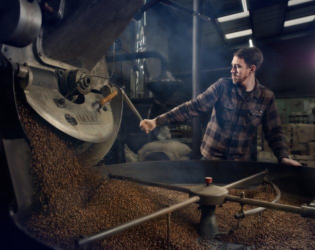 Extract Coffee Roasters staff